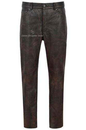 vachette strass 501 en Pantalon style cuir motard avec hommes Jean pour Pantalon noir vw8Nn0Om