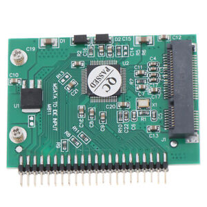 mSATA-SSD-To-44-Pin-IDE-Adapter-mSATA-IDE-converter-Card-2-5-Inch-IDE-BB
