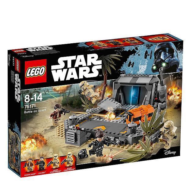 Lego 75171 Battle on Scarif - Star Wars Rogue One NEW in box