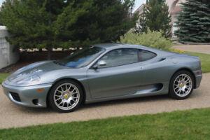 Ferrari 360 for trade