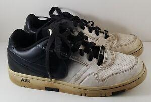 4250edf11683c Nike Air Prestige III 3 386114-129 Men s White Black Athletic Low ...