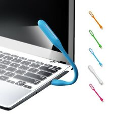 Flexible Silicone USB LED Lamp Portable USB LED