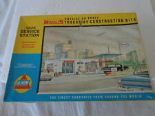 A.H.M.HO SCALE SERVICE STATION BUILDING KIT 5826 ESSO