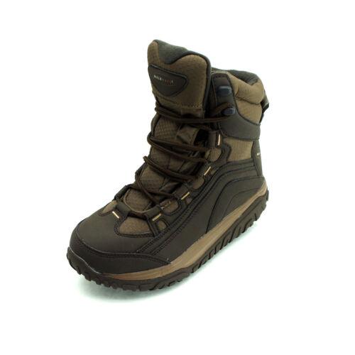 WALKMAXX Outdoor-Fitness-Stiefel Gesundheitsschuh Winter Wander Stiefel braun