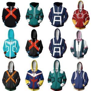 My-Boku-no-Hero-Academia-Cosplay-Kohei-Horikoshi-Hoodie-Gym-Sweatshirt-Coat-Top