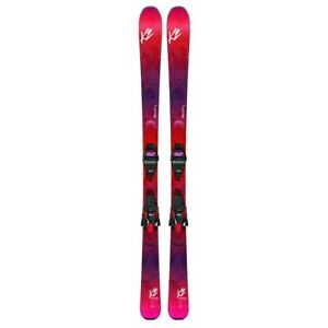 2017 K2 Ooolaluv 85ti Womens Ski w/ Rossignol Axial3 120 WTR B90-163cm