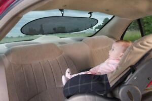 AUTO-ant-LUNOTTO-POSTERIORE-oscurante-Viaggio-Protezione-Diono-Sun-Stop