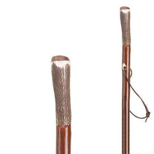 Wooden Hiking Nordic Walking Pole