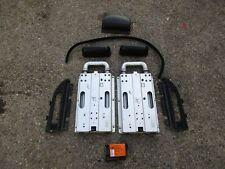 BMW E36 Cabrio Überrollbügel Überrollschutz Überrollsensor Schwarz 3er Schutz