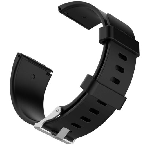 Replacement Slim Silicone Rubber Classic Band Strap Wristband For Fitbit Versa