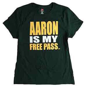 "Aaron Rodgers ""Aaron Is My Free Pass"" Shirt"