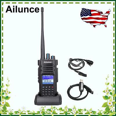 2pcs Original Ailunce HD1 2-Way Radio/'S Li-ion Battery Pack 3200mAh 7.4V US