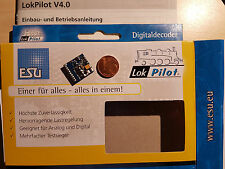 Esu 54621 LokPilot FX v4 función decodificador mtc21 21 pines nuevo embalaje original