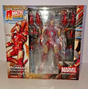 Kaiyodo Figure Complex Amazing Yamaguchi No.013 Iron Man Bleeding Edge Armor