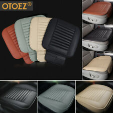 Universal Car Front Seat Cover Breathable Leather Pad Cushion Surround Protector