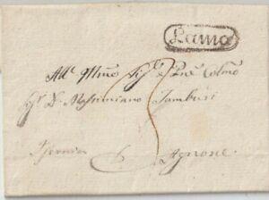1829-PREFILATELICA-CON-TESTO-DA-LAMA-X-CALTAGIRONE