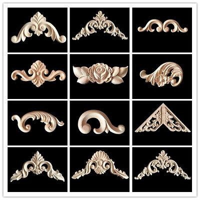 Wooden Mouldings Furniture Applique, Decorative Appliques For Furniture Nz