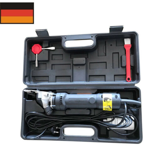 EU 650W Schermaschine Elektrische Schafschermaschine set Schafe Scheren Shears