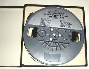 Vintage Blood,Sweat & Tears,4 Track Reel,Columbia,Greatest Hits,And When I Die