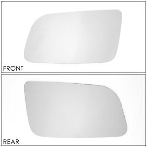 RH//Right Side Mirror Glass Replacement Lens Fit 1985-2005 Chevy Astro//GMC Safari