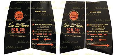 Mills / Evans Constellation Upper Decal Set, FREE Shipping! from Jukebox  Arcade | eBay