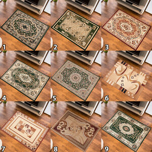 Designer Teppich Mit Klassischen Muster Ins Wohnzimmer Große ... Teppich Wohnzimmer Grose