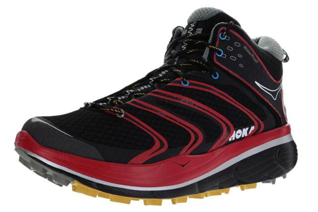 ea01e1fa37ea4 Hoka One One Tor Speed MID Waterproof Hiking Shoes Men's Size 9 30109034  BLRS