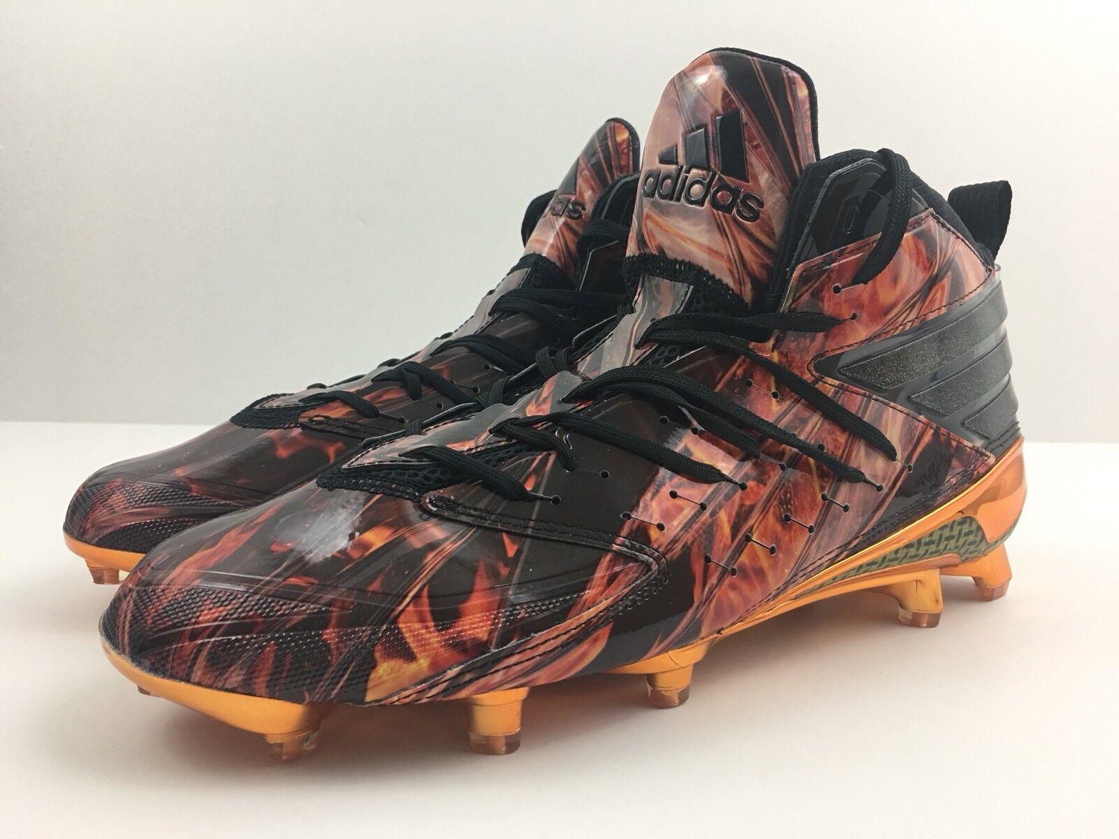 adidas monstre crampons x kevlar flammes noires du cuivre aq6840 crampons monstre hommes taille 11 17dc9e