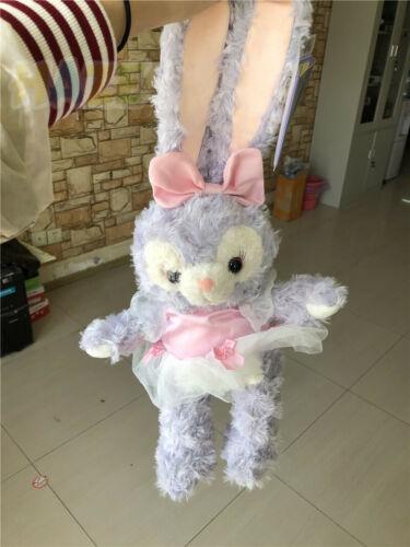 "24/"" Tokyo Disney Sea Duffy Friends Stella Lou Soft Plush Toy Kids Stuffed Gift"