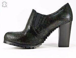 Ankle Boots Stiefeletten Baldaccini Damenstiefel Oberteil aus Echtleder, Gr. 37