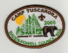 Activity Patch Camp Tuscarora Baden-Powell Council 2005 400980