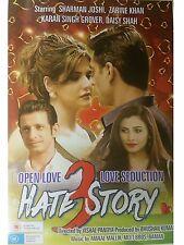 Hate Story 3 (2015) - Sharman Joshi, Zarine Khan - bollywood hindi movie  dvd