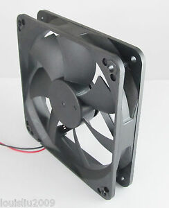 1pc Brushless DC Cooling Fan 40x40x20mm 4020 5 blades 24V 2pin 2.54 Connector