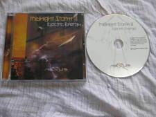 Midnight Storm II Electric Energy CD Album Goa Trance Dance Mint Condition
