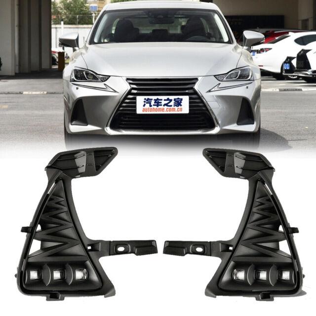 Led Fog Light Lamp Wiring Switch Kit For Lexus Is 17 18 19