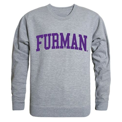Officially Licensed Furman University Paladins FU College Crewneck Sweater