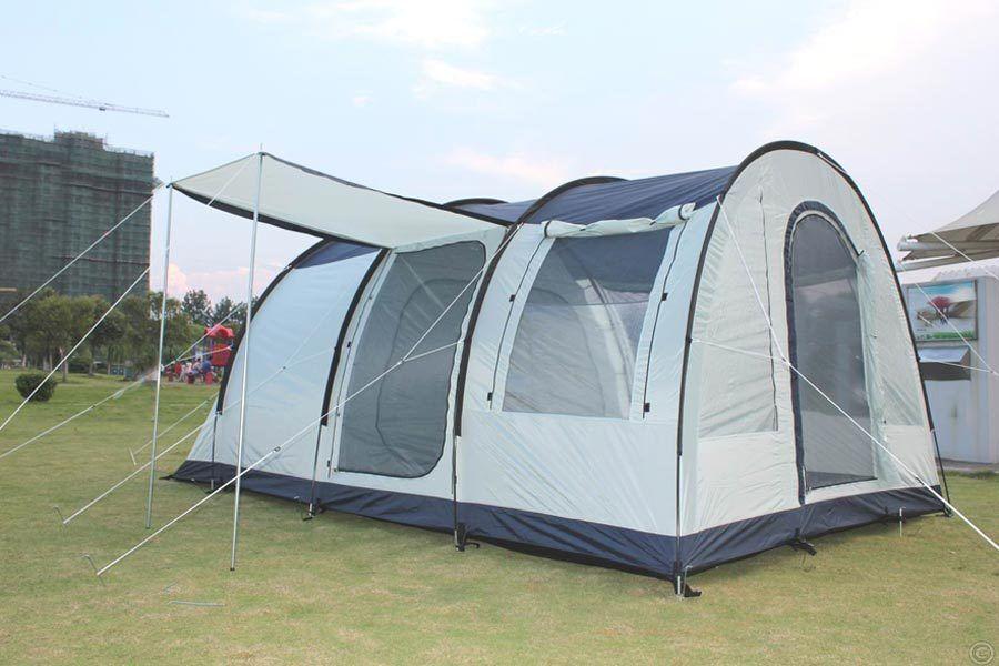 SAXUR DAKOTA TENDA FAMILIARE Tenda da campeggio Tenda 5-10 persone NUOVO  5000mm