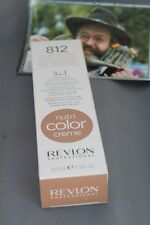 (9,40€/100ml) Nutri Color creme 812 hellblond perlmut beige Revlon 100 ml
