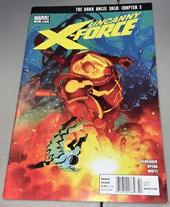 Uncanny X-Force #15 Marvel 2011 Newsstand Variant