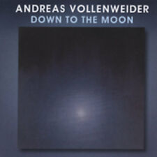 Andreas Vollenweider - Down to the Moon [New CD] Bonus Tracks, Enhanced, Rmst
