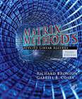 Matrix Methods: Applied Linear Algebra by Richard Bronson, Gabriel B. Costa (Hardback, 2008)