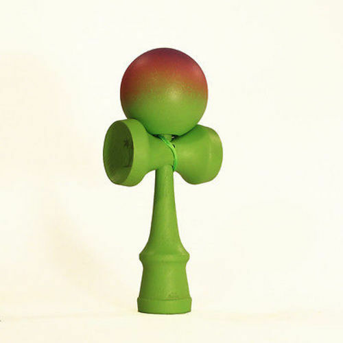 Bahama Kendama Hand Painted Special Edition Pastels - Summer Grass