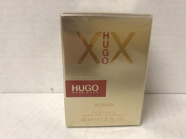 XX BY HUGO BOSS EAU DE TOILETTE SPRAY FOR WOMEN 1.3 FL OZ SEALED - EL 14S