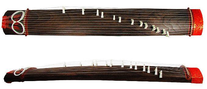 New Japanese Koto 13-stringed Professional Full Length Harp