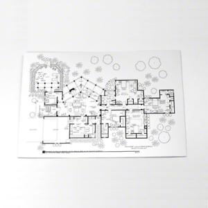 The Golden Girls Tv Show Floorplan Home Room Wall Decor Memorabilia Gift Ebay,2 Bedroom House Plans With Basement