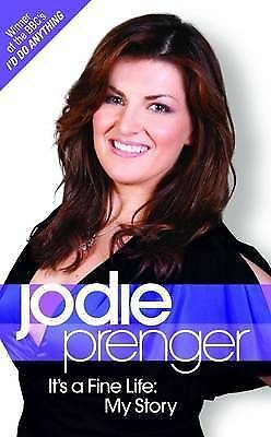 """""""AS NEW"""" It's a Fine Life: My Story, Prenger, Jodie, Book"""