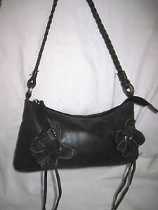 AUTHENTIQUE-sac-a-main-cuir-GUESS-TBEG-vintage-bag