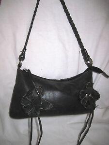 AUTHENTIQUE-sac-a-main-cuir-GUESS-TBEG-vintage-bag