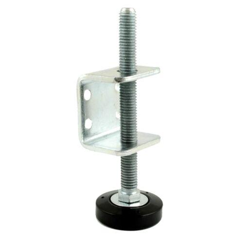 4 x Heavy Duty Strong Baseboard adjustable brackets - levelling feet - Free P&P