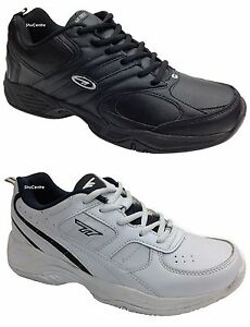 Mens-Hi-Tec-Argon-Coated-Leather-Casual-Gym-Sports-Light-Trainers-Size-6-16-UK
